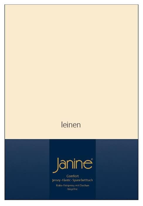 Exclusive Leintücher, 95% Baumwolle + 5% Elasthan -293