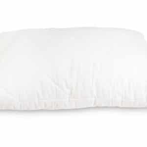 kühlendes Faserbällchenkissen 60x40 cm, allergikergeeignet, höhenverstellbar -0