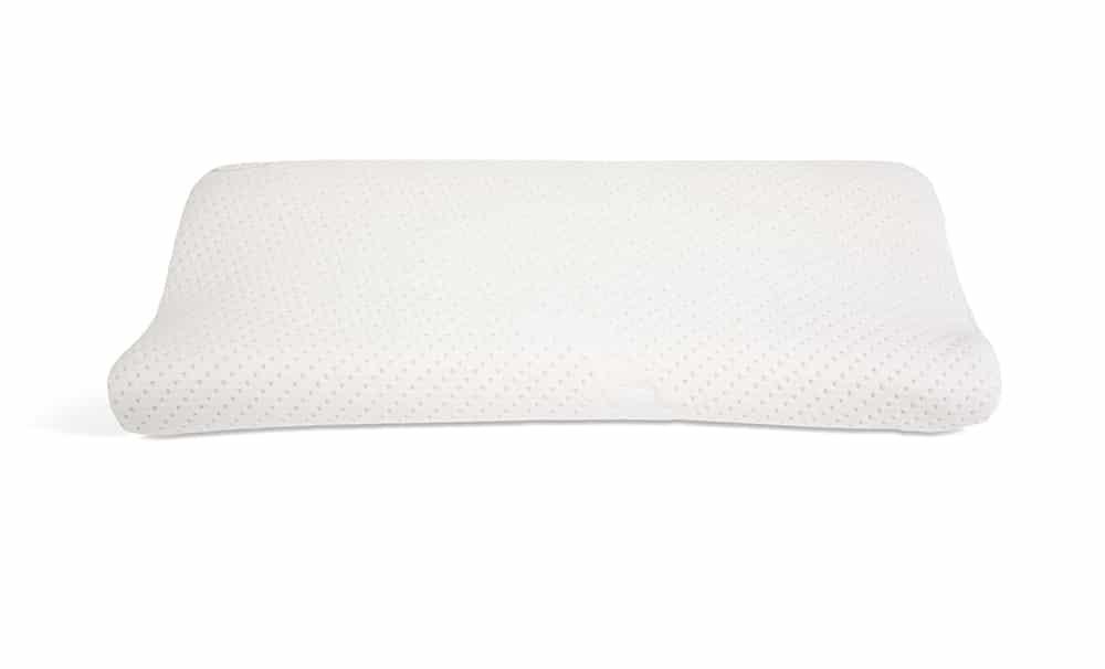 Premium Viscokissen Exclusive 60x30cm, Bezug mit antibakteriellen Silberfäden -105