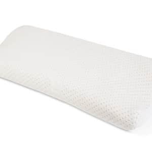 Premium Viscokissen Exclusive 60x30cm, Bezug mit antibakteriellen Silberfäden -0