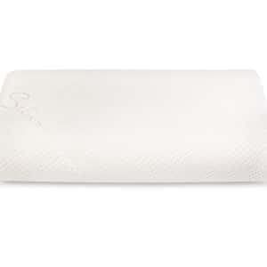 Premium Viscokissen Royal 70x35cm, Bezug mit antibakteriellen Silberfäden -0